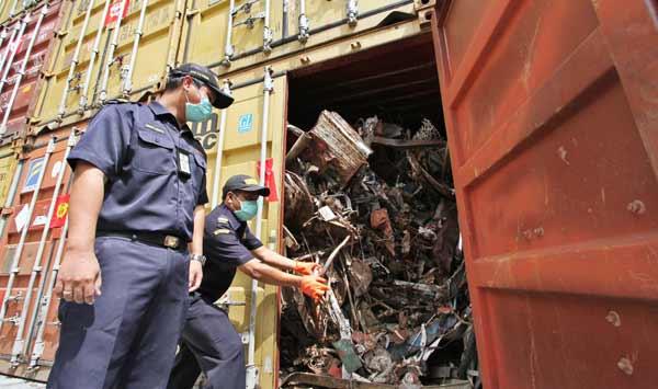Bisakah Import Scrap Potongan Besi Kapal?