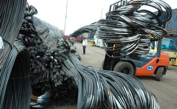 Kartu Kendali Realisasi Impor Besi-Baja