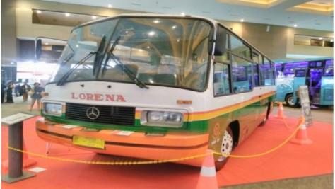 Bus Jadul Lorena Tempo Doloe