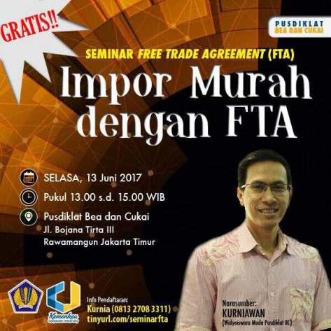 Seminar Ekspor Impor Gratis Di Jakarta