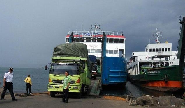 Tak Perlu Melalui Pontianak, Pengembangan Pelabuhan Ketapang Tekan Biaya Logistik