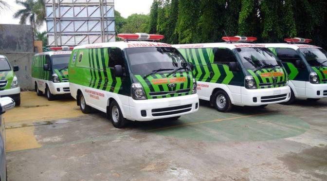 Layanan Ambulans Jenazah Gratis 24 Jam Pemprov DKI