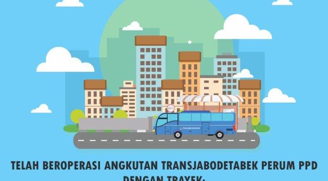 Rute Baru Transjabodetabek: Bekasi Barat-Bundaran HI