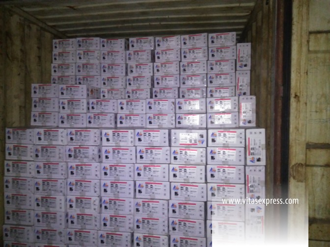 Import Booster India-Jakarta