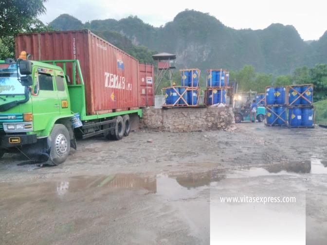 Import Emultion n Ammonium Nitrate