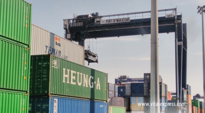 Handling Pelabuhan Makasar Sul-Sel