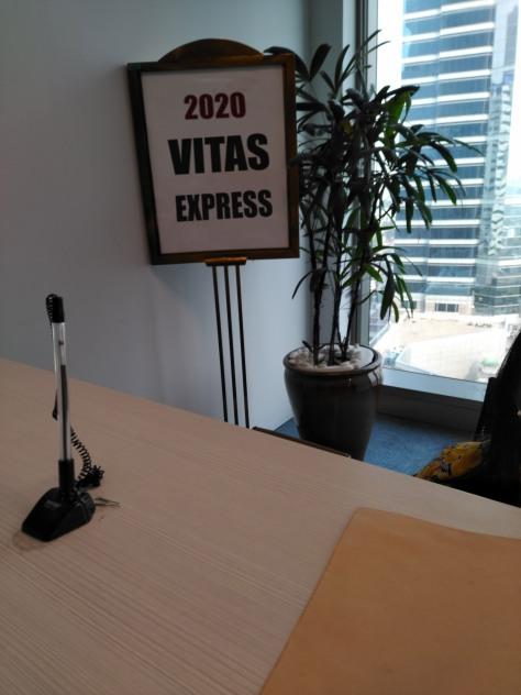Vitas Express 2020