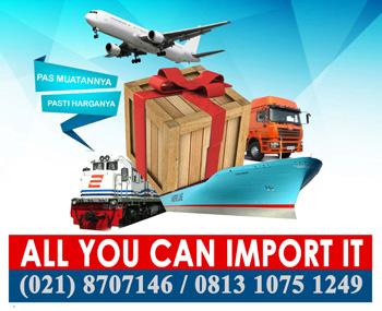 Jasa Import Jakarta 081310751249