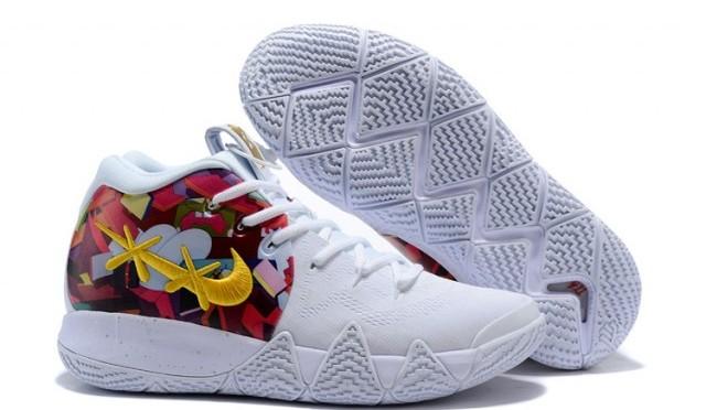 Sepatu Import: Nike Sport Putih Grafiti IDR 385.000