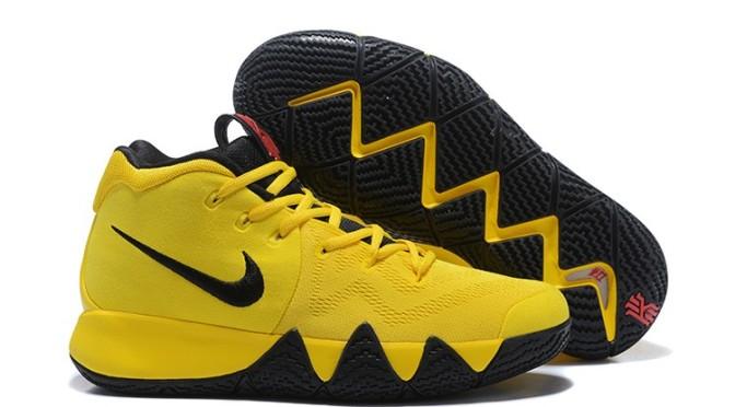 Sepatu Import: Nike Sport Warna Kuning IDR 385.000