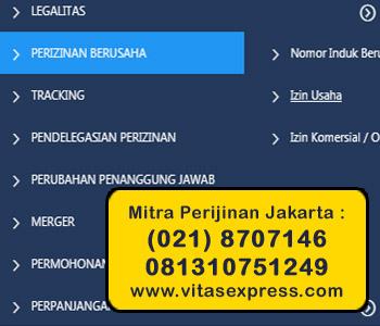 Jasa Pembuatan PT CV Ijin Usaha Jakarta